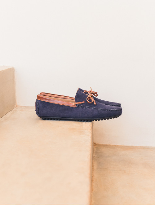 Le Tombeur - Navy Blue