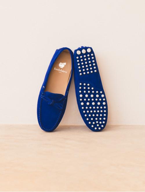 Amoureuse - Bleu Saphir