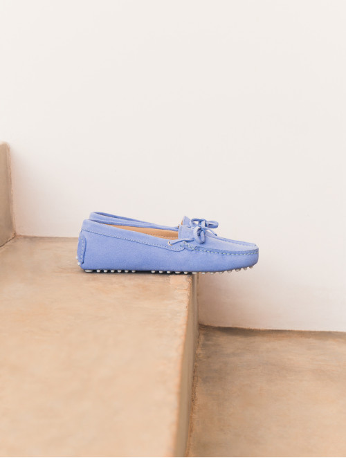 L'Amoureuse - Bleu Azurin