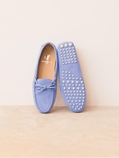 Amoureuse - Bleu Azurin