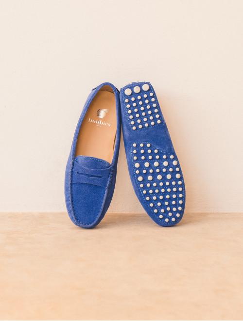 Parisienne - Bleu Amparo