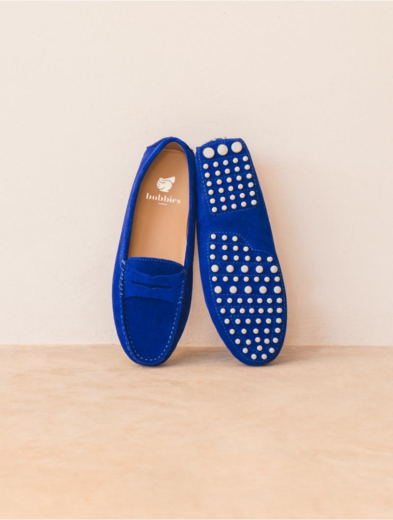 Parisienne - Sapphire Blue