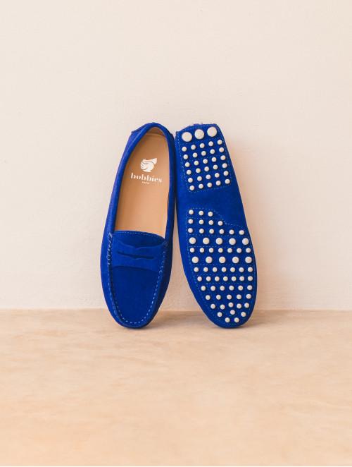 Parisienne - Bleu Saphir
