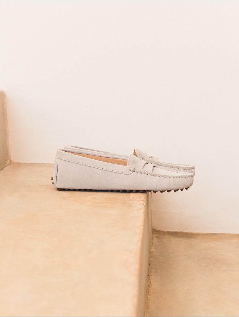 Parisienne - Pearl Grey