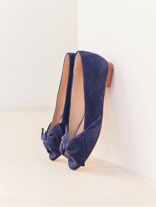 La Papillote - Bleu Marine