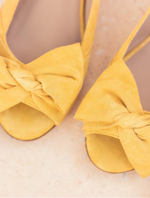 La Papillote - Jaune Toscan