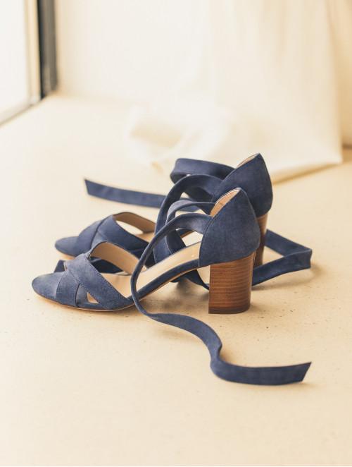La Papillonneuse - Azul Medianoche