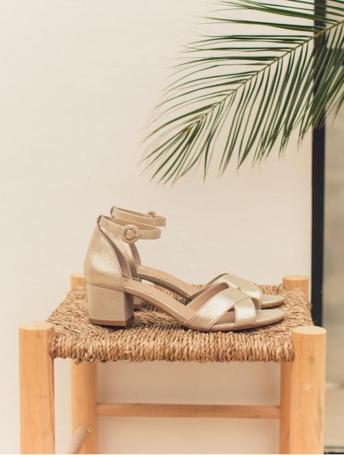 La Libellule - Sandy Gold