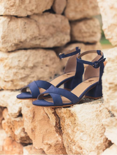 La Libellule - Bleu Égyptien