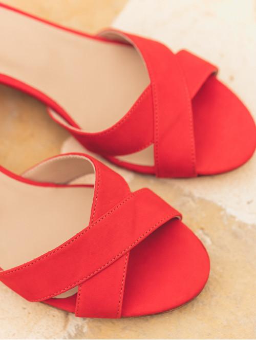 La Libellule - Rouge Piment