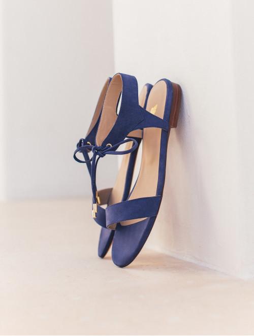 La Conquise - Bleu Égyptien
