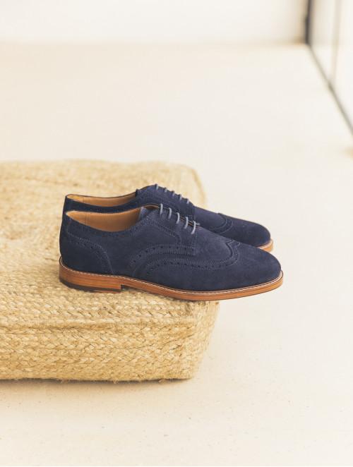 Le Poète - Navy Blue