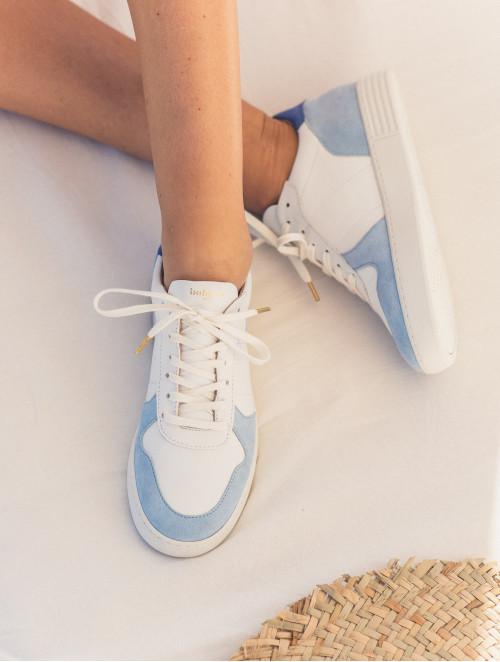 La Californienne - Blanc & Bleu Ciel