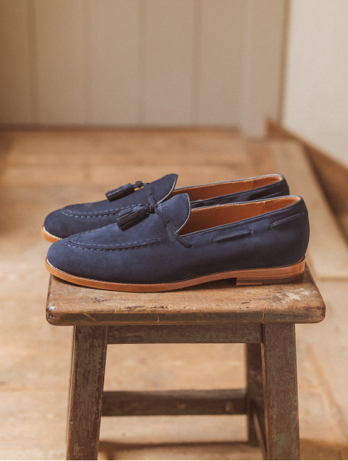Le Vénitien - Navy Blue