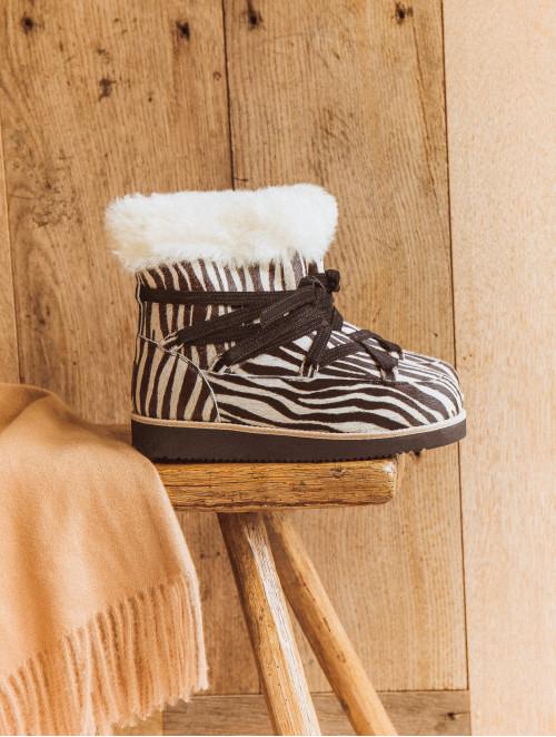 L'Inuit - Zebra
