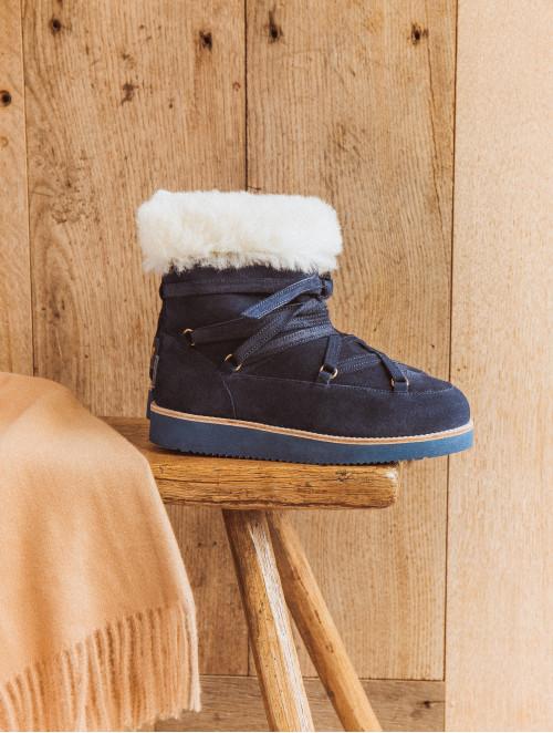 L'Inuit - Navy Blue