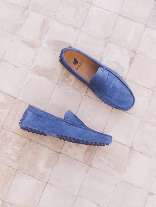 L'Épicurien - Bleu Turquin