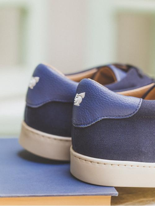 Le Tchatcheur - Bleu Marine