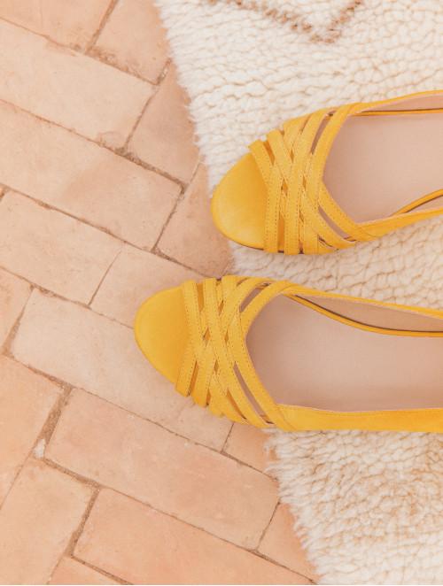 L'Entremêlée - Safran Yellow