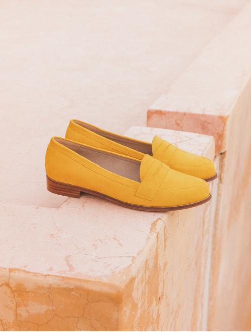 La Fille à Papa - Safran Yellow