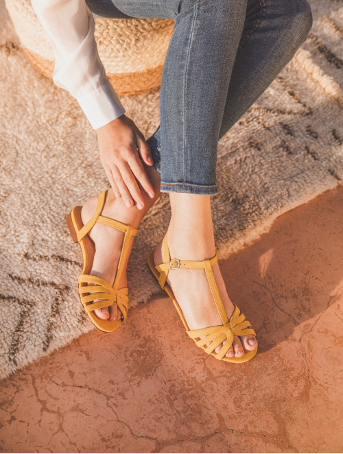 La Merveille - Safran Yellow
