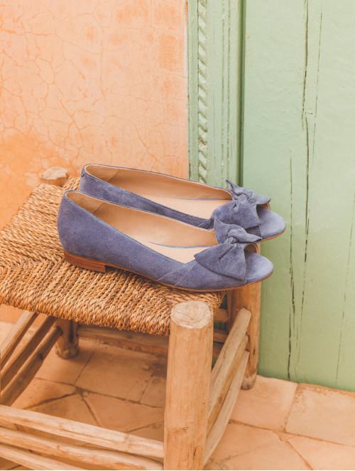 La Papillote - Bleu Turquin