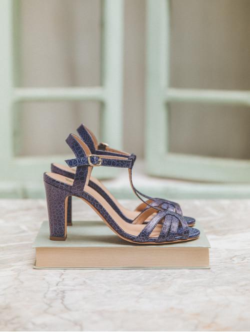 La Ravissante - Bleu Sauvage