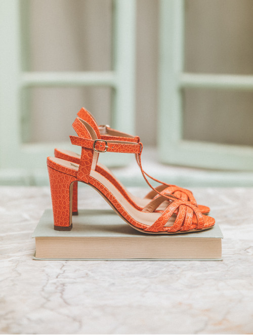 La Ravissante - Orange Sauvage