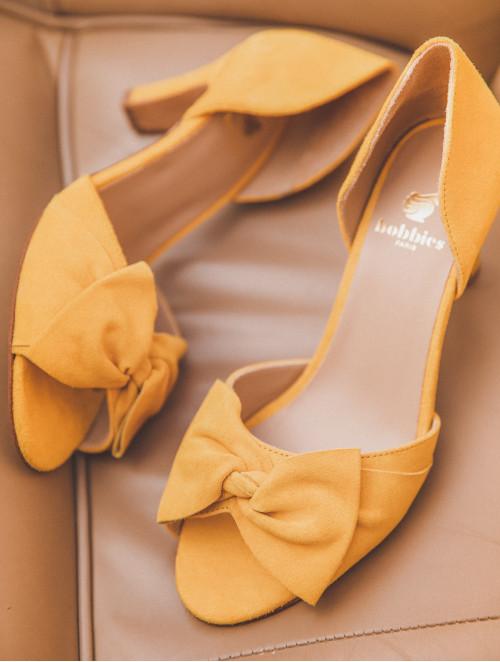 La Poppins - Jaune Toscan