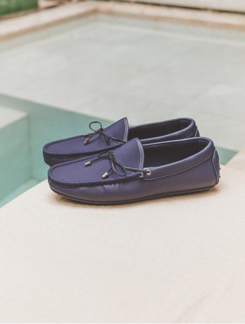 Le Barboteur - Bleu Marine