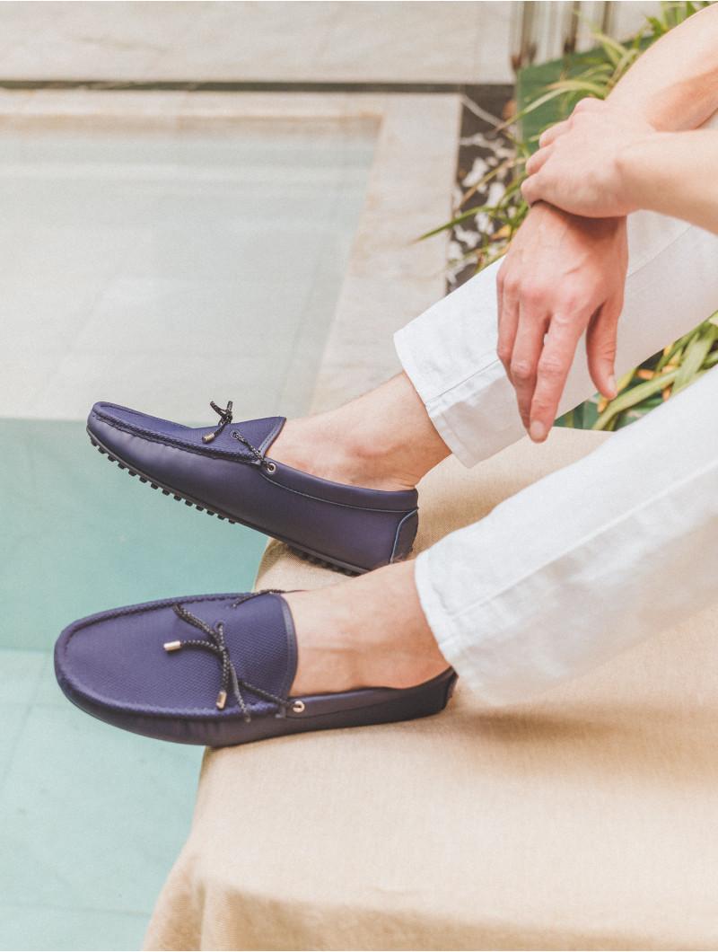 Le Barboteur - Navy Blue
