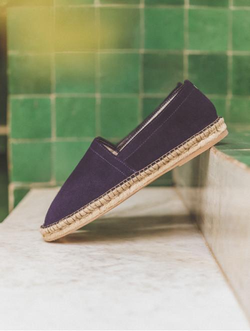Le Flâneur - Navy Blue
