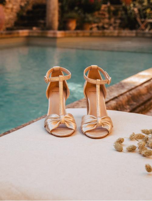 Grace - Iridescent Champagne