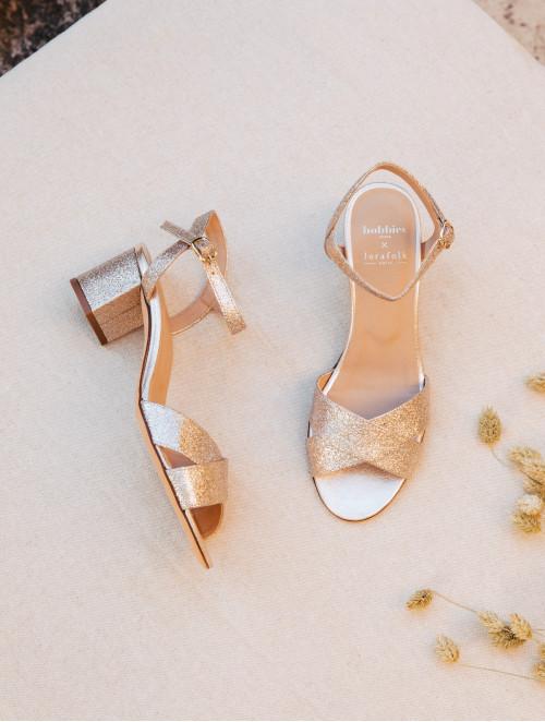Ava - Sparkling Gold