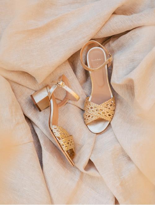 Ava - Champagne Gold