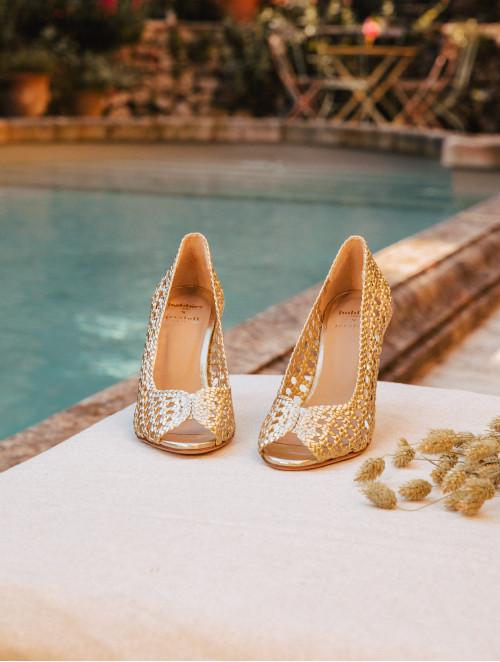 Jane - Champagne Gold
