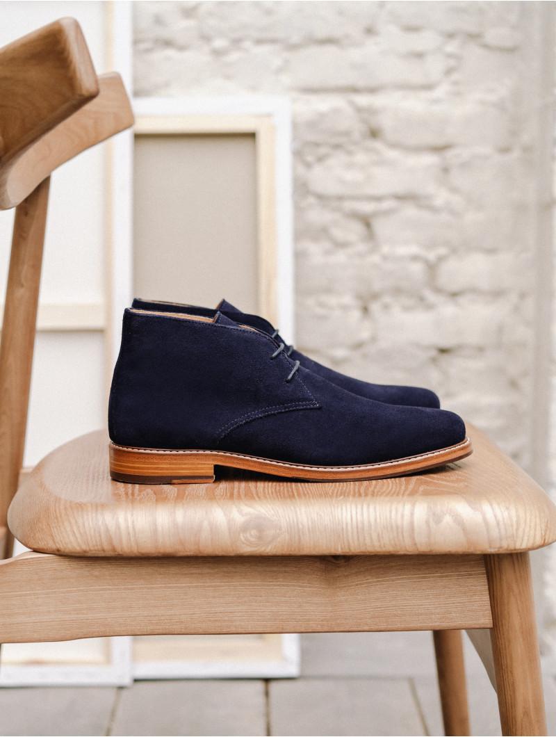 Owen - Navy Blue