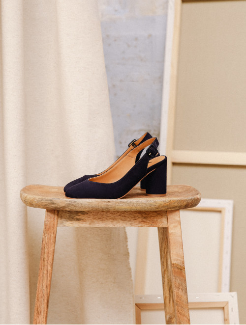 Lolita - Navy Blue