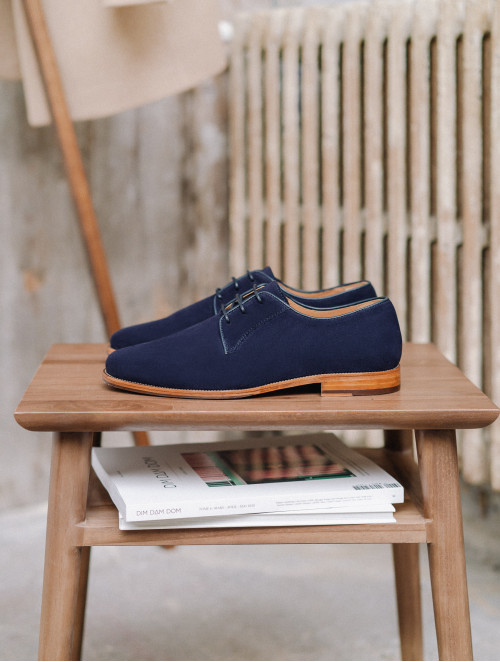 Andy - Navy Blue