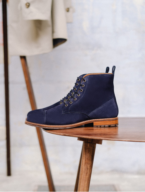 Bushwick - Navy Blue